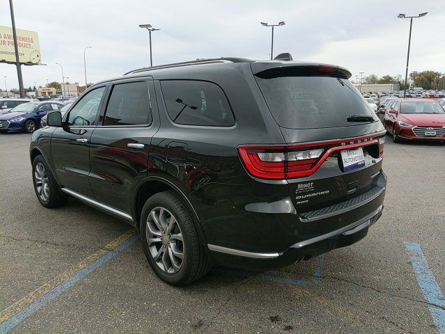 Certified Pre-Owned 2016 Dodge Durango Citadel