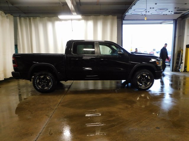 New 2019 RAM All-New 1500 Rebel Crew Cab