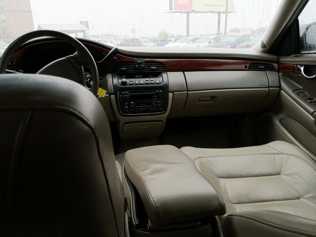 Pre-Owned 2003 Cadillac DeVille Base