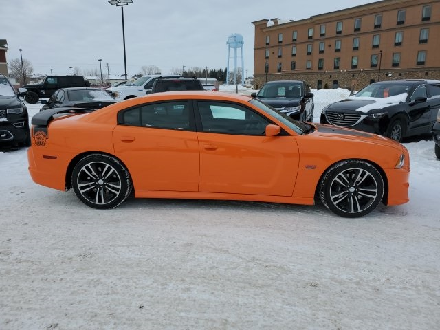 Pre-Owned 2014 Dodge Charger Srt8 Superbee