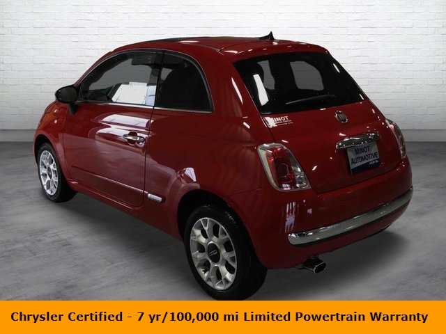 Pre-Owned 2017 FIAT 500 Lounge