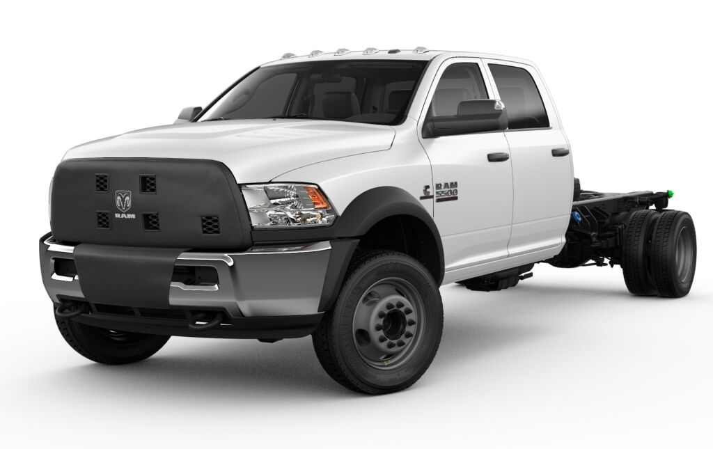 New 2018 RAM 5500 Chassis Cab