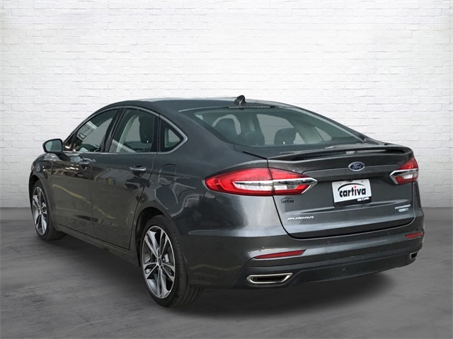 Pre-Owned 2019 Ford Fusion Titanium