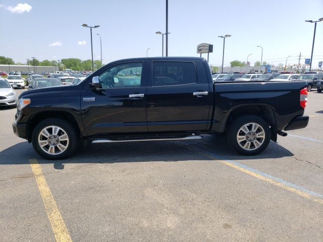Pre-Owned 2017 Toyota Tundra Platinum