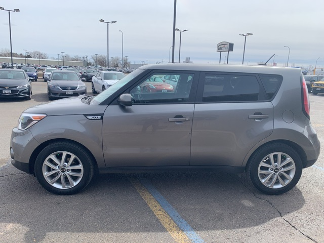 Pre-Owned 2018 Kia Soul Plus