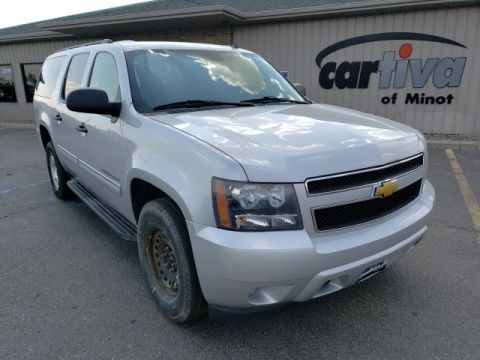 Pre-Owned 2010 Chevrolet Suburban 1500 Ls