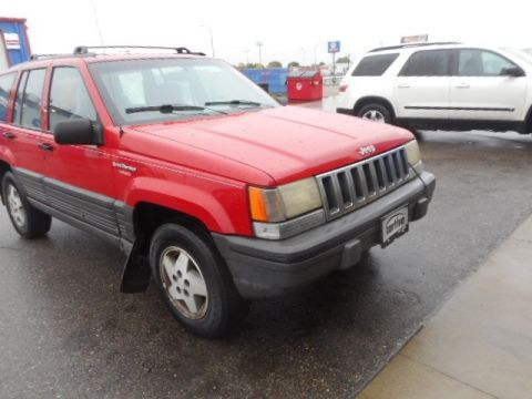 Pre-Owned 1993 Jeep Grand Cherokee Laredo